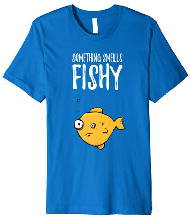 Weird Fishermans Fishing T-shirt